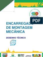 Encar. de Montagem Mecnica_Desenho Tcnico