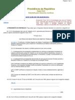 Lei 12240 - CND Trabalhista