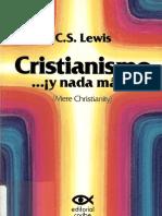 C. S. Lewis - Cristianismo Y Nada Más