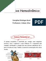 AULA 4 -DISTURBIOS HEMODINÂMICO