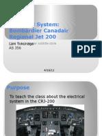 CRJ Electrical Presentation