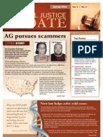 Criminal Justice Update Spring 2012 (PDF)
