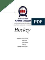Informe de Hockey Hit y Quite