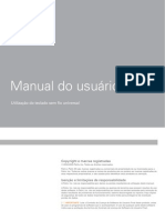 Manual Do Teclado Palm