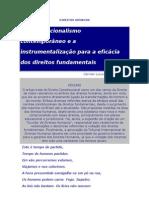 Constitucionalismo Moderno (1)