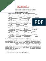 17 Bo de Dap an Thi Hk II Anh Van 9 3753