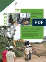 Boletim Informativo Gestão Ambiental da BR-116/392 - Abril/2012