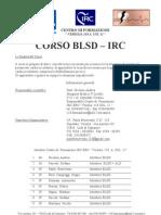 Programma Blsd 2009
