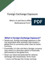 Foreign Exchange Exposurehj