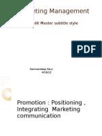 Promotion Lec 6