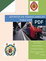 FERROCARRILES LICENCIATURA