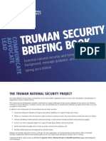 Truman Security Briefing Book