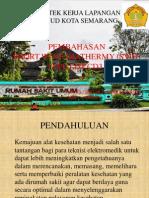 Presentasi Praktek Kerja Lapangan Di Rsud Kota Semarang