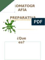 Expo Cromatografia Preparativa.