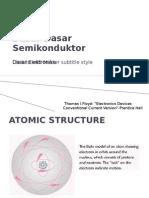 2.Dasar Dasar Semikonduktor