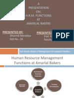 Dharmik HR