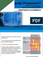 LP2 Propuesta Académica 2012