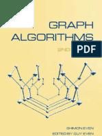 0521736536 Graph Algorithms