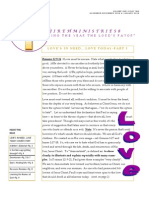 JJM8 Newsletter IssueII