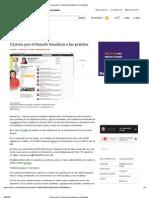Milenio_15!04!2012_Carrera Por El Senado Beneficia a Las Priistas
