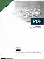 Estrategias de Marketing Internacional Cap. 6