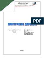 Modulo i Arquitectura Del Computador