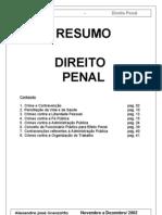Penal Crimes contra a administração Pública