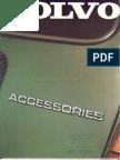 Volvo Accessories 1981