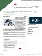 14-04-12 Urgen reforma para eficientar administración de Pemex y CFE