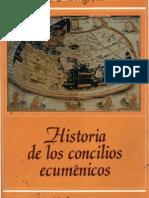 Alberigo Giuseppe Historia de Los Concilios Ecumenicos