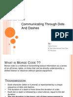Morse Code and Linguistics