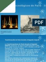 Cambios Tecnológicos de París