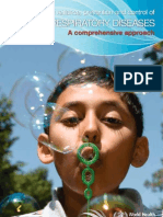 Global Surveillance, Prevention and Control of Chronic Respiratory Diseases