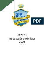 Capitulo 1 - Introduccion a Windows 2008 - Unidad 2