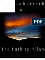 The Labyrinth or the Path to Allah