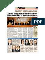 Miguel Caminos en ABC de Paraguay
