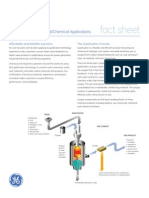 Gasification for Industrial-Chemical Applications Fact Sheet (1)