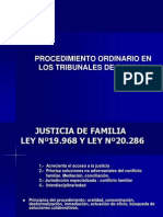 Tribunales de Familia Jud.