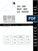 AIWA+CX-N3300++NSX-360++XG-360