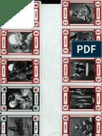 Ravenloft - Tarokka Deck