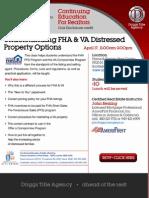 FHA VA Disclosure CE April 17 2012
