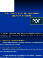 Contolled Relese Dosage Forms