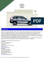 2006 VOLVO XC90 (1)