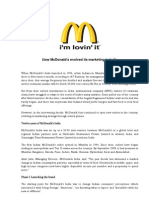 How McDonald's Evolved Its Marketing in India_ENG