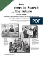 The Futurist March-April 2011
