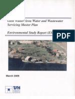 Glen Walter WWT Plan 2009
