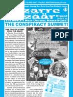 Bizarre Bazaar Digest - Issue 13 [Bill Cooper Speaks From the Grave]