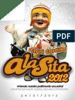 Ch'Iti Cartilla Alasita 2012
