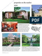 """25th Top Agent Network member featured in The Week magazine's """"Best Properties on the Market - Stucco Homes"""" 4-13-12"""