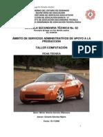 Análisis de Objeto Técnico Del Automóvil.doc